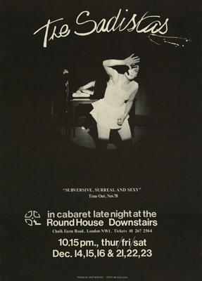 sadistas roundhouse